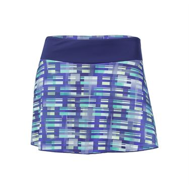 K Swiss Deuce Skirt - Print Blue
