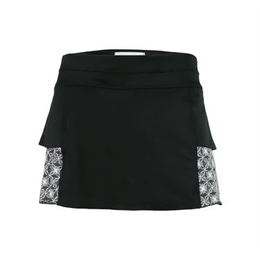 Jerdog On Point Ace Skirt - Black/Print