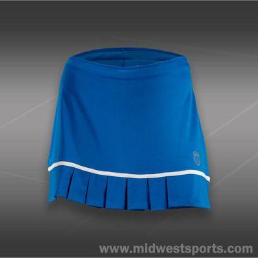 K-Swiss Mesh Pleat Skirt