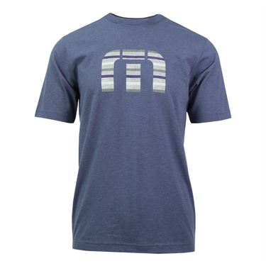 Travis Mathew Miss Heather T Shirt - Vintage Indigo