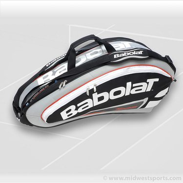 Babolat Team Line Black 9 Pack Tennis Bag 751054-105