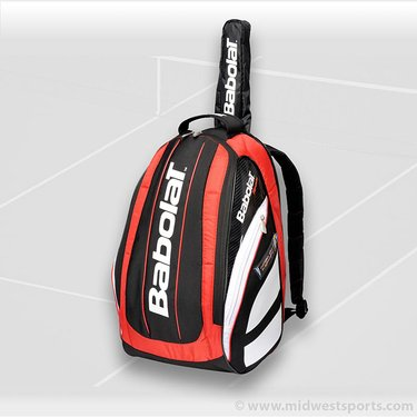Babolat Team Line Backpack Red Tennis Bag 753011-104
