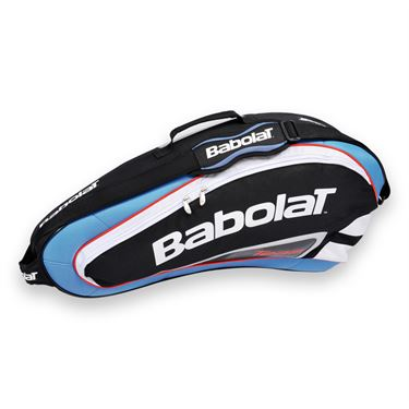 Babolat Team Line Blue 3 Pack Tennis Bag 751056-136