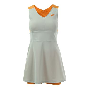 Yonex French Open Bencic Dress - Ice Grey