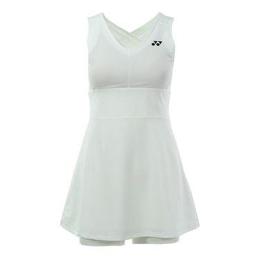 Yonex Wimbledon Bencic Dress - White
