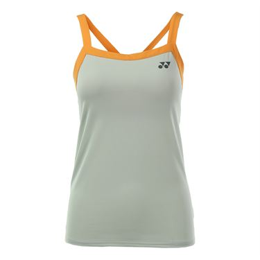 Yonex French Open Bencic Tank - Ice Grey