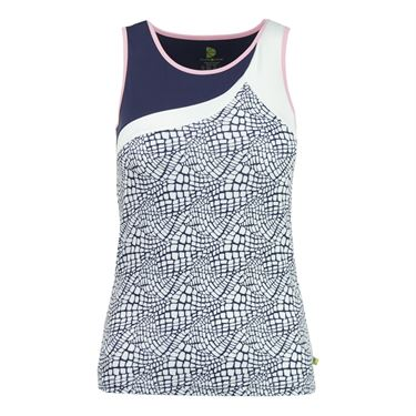 Pure Lime Reptile Story Tank - Eclipse Snake Print