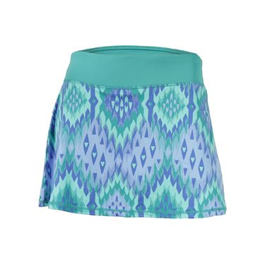 Head Bargello Print Zoom Skirt - Columbia