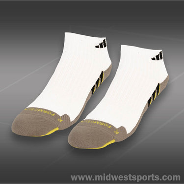 adidas Formotion Tennis Cushion Low Cut 2-Pack Socks (Unisex)