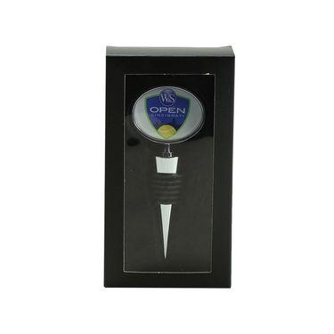 Western & Southern Open Glass Wine Stopper