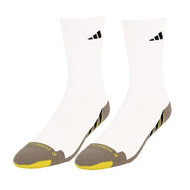 adidas Formotion Tennis Cushion Crew 2-Pack Socks (Unisex)