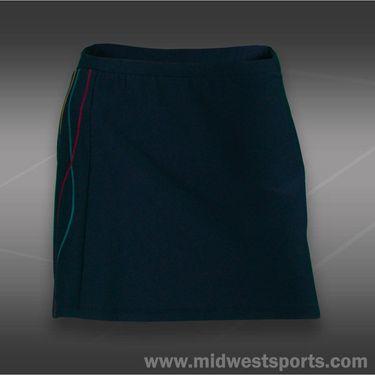 Eliza Audley Missoni Lines Twister Skirt