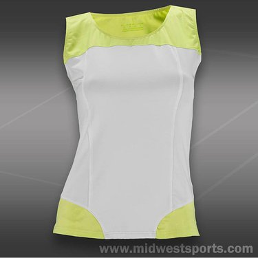 Pure Lime Womens Brite Tank