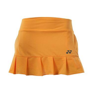 Yonex French Open Bencic Skirt - Light Orange