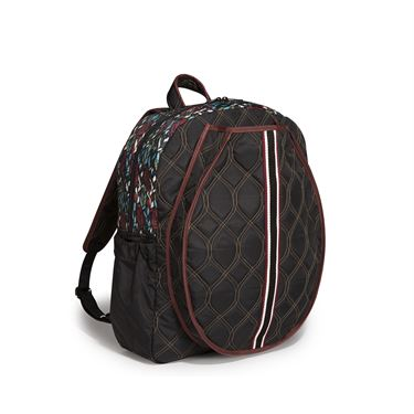 Cinda B Autumn Night Tennis Back Pack