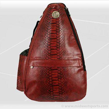 Jet Pac Reptilian Scarlet Sling Tennis Bag 272-85-11
