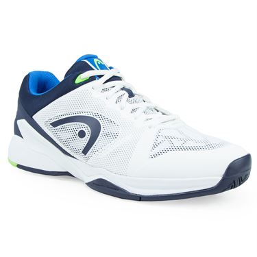 Head Revolt Pro 2.0 Mens Tennis Shoe - White/Blue