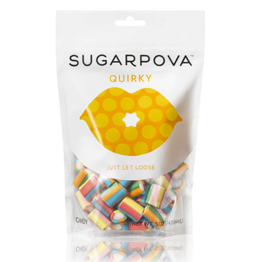 Sugarpova Quirky Licorice Candy