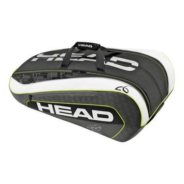 Head Djokovic Monstercombi 12 Pack Tennis Bag