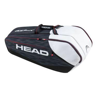 Head Djokovic 9 Pack Supercombi Tennis Bag