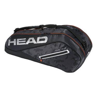 Head Tour Team 6 Pack Combi Tennis Bag - Light Blue/Sand
