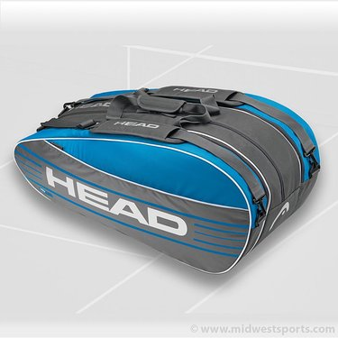 Head 2012 Elite Supercombi Tennis Bag 283222