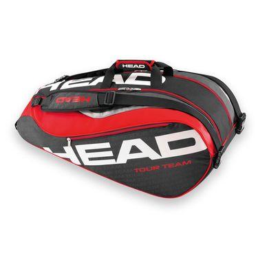 Head Tour Team 2016 Supercombi 9 Pack Black/Red Tennis Bag