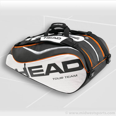 Head Tour Team White Monster Combi Tennis Bag