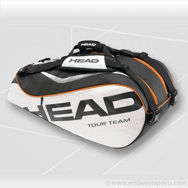 Head Tour Team White Combi Tennis Bag