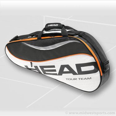 Head Tour Team White Pro Tennis Bag