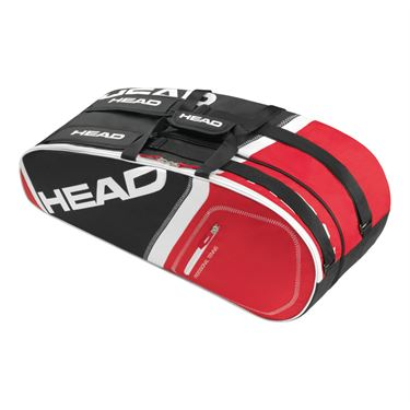 Head Core Backpack Red Tennis Bag