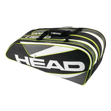 Head Elite 9 Pack Supercombi Tennis Bag