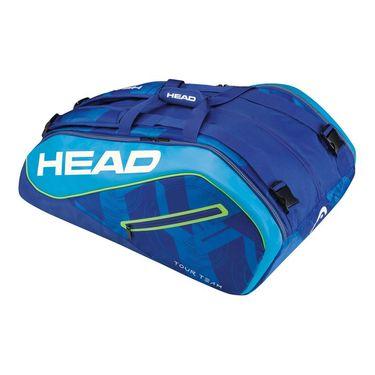 Head Tour Team 12 Pack Monstercombi Tennis Bag - Blue