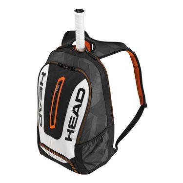 Head Tour Team Backpack - Black/White