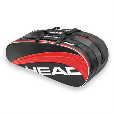Head Core Red Combi Tennis Bag