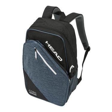 Head Core Backpack - Black/White