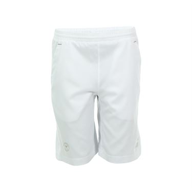 Babolat Boys Wimbledon Short - White