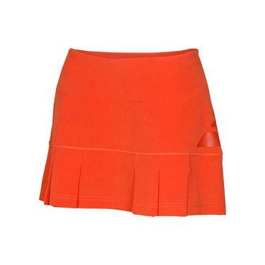 Babolat Girls Perf Skirt - Tomato