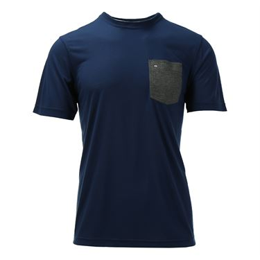 Travis Mathew Stellar Pocket Crew - Insignia Blue
