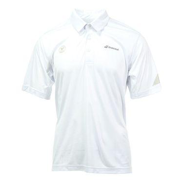 Babolat Wimbledon Performance Polo - White