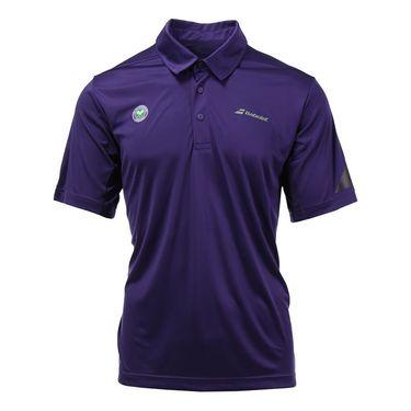 Babolat Wimbledon Performance Polo - Purple