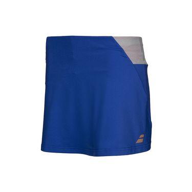 Babolat Girls Performance Skirt - Twilight Blue