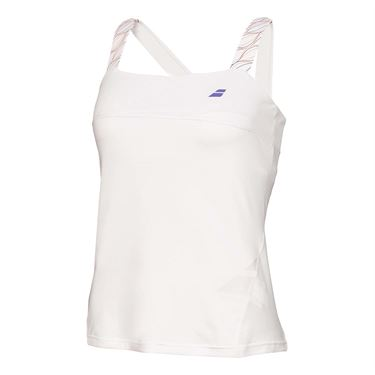 Babolat Perf Tank Top - White