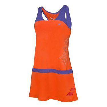 Babolat Perf Racerback Dress - Tomato Wash