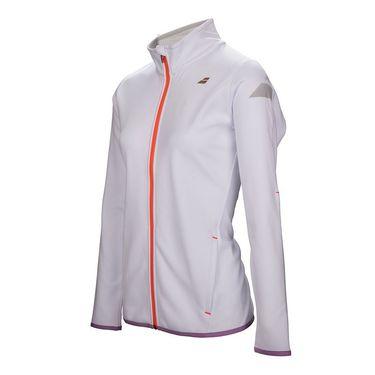 Babolat Performance Jacket - White