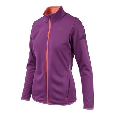 Babolat Performance Jacket - Plum