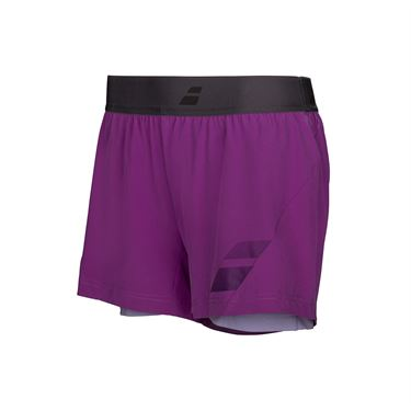 Babolat Performance Short - Plum