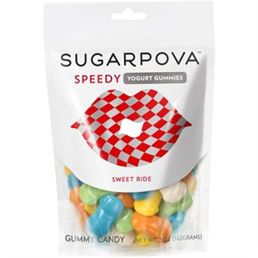 Sugarpova Speedy Yogurt Gummmies