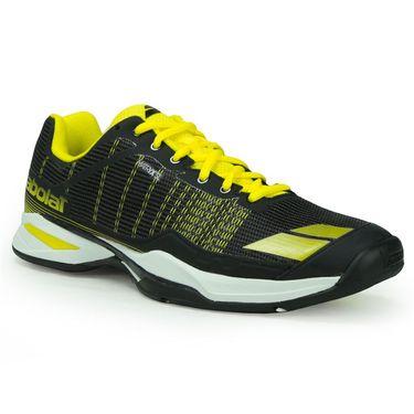 Babolat Jet Team All Court Mens Tennis Shoe - Black/Yellow