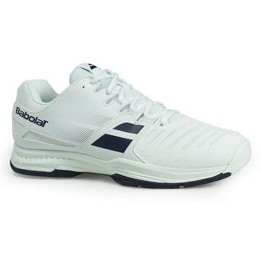Babolat SFX All Court Mens Tennis Shoe - White/Blue